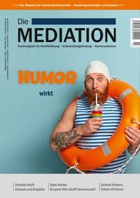 Cover einer Zeitschrift zum Thema Humor - Bild auf Steinbeis-mediation.com