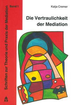 Cover einer Buch zum Thema Mediation- Bild auf Steinbeis-mediation.com