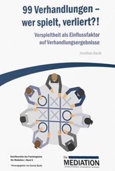 Cover einer Buch zum Thema Wirtschaftsmediation - Bild auf Steinbeis-mediation.com