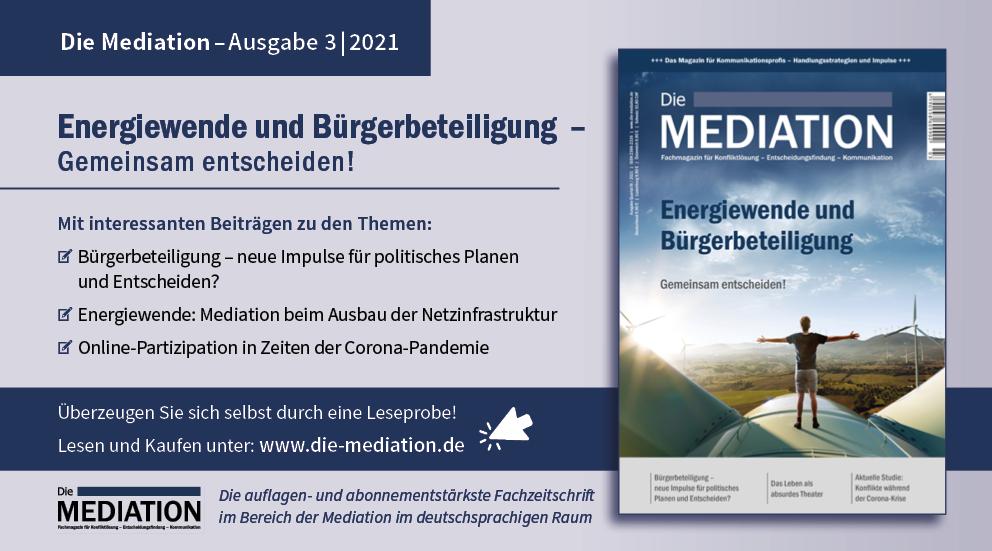 Bild von Steinbeis Mediation Mediation_Energiewende